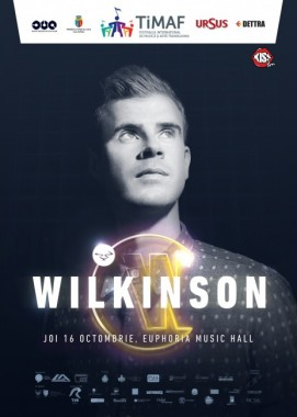 Wilkinson feat MC Adapt 16 Oct @ Euphoria Music Hall
